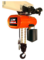 CM Lodestar Air XL Pneumatic Chain Hoist
