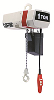 COFFING Hoist EC Plain, Geared & Motorized Trolley Suspensions Models 1/4 to 5 t