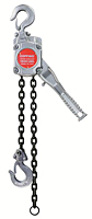 COFFING PA Model Ratchet Lever Hoist 3/4 to 3 t