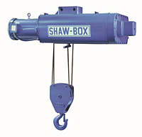 YALE Global King and World series Shaw-Box Hoist