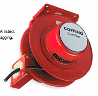 COFFING Hoist Accessories - Cord Reels