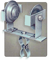 COFFING Hoist Accessories - Cord Trolleys