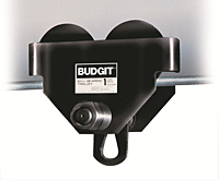 BUDGIT Series 633 LoadLifter Ball Bearing Trolley