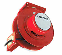 COFFING Hoist Accessories - Air Hose Reels