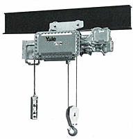 YALE Electric Wire Rope Hoist