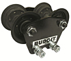 BUDGIT Rigid Mount Trolley